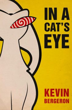In a Cat's Eye by Kevin Bergeron. 'Curious Incident' meets 'Catcher in the Rye' in this crime-noir debut.  The police said Nancy OD'd and she was a tramp. But she wasn't; she was my friend. I didn't see her Virgin Mary statue in her room, and I said some guy killed her and took it. Mr. Winkley was in the hallway meowing. The Colonel knew all about crimes. He said, Okay Willy we'll conduct an investigation… There were a lot of suspects in that hotel.