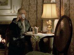 Joan Hickson as Agatha Christie's Miss Jane Marple.