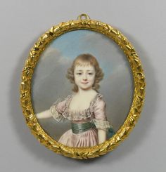 Russian School, 18th century - Princess Catherine of Russia, Queen of Würtemberg (1788-1819)