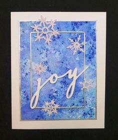 Christmas card from Sallie~ by stampin'nana - Cards and Paper Crafts at Splitcoaststampers
