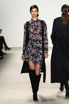 How Cool Girls Will Be Wearing Ankle Boots This Fall via @WhoWhatWearUK
