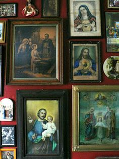 Religious Art Collection