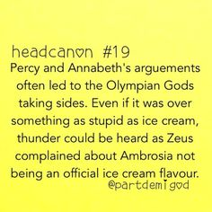 is this strange? I thought demigods were supposed to take a god's side. not the…