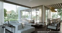 Design a 3d home interior