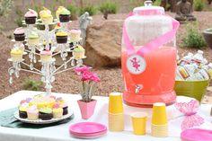 Garden Party Ideas For 1st Birthday