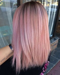 Bring back the pink
