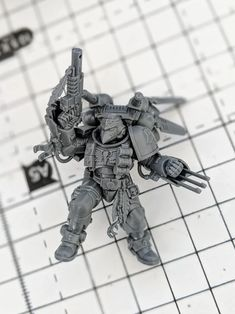 Non emo Shrike, very easy to achieve using the helmet attached to his belt. Warhammer 40k Figures, Warhammer Models, Warhammer 40k Miniatures, Warhammer 40000, Warhammer Armies, Lord Of The Rings Tattoo, Deathwatch, Tyranids, Space Wolves