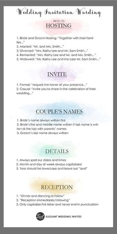 Simple Wedding Invitation Wording Guide is part of Simple wedding invitation wording Choosing the right wording for your invitation suite can be tricky, but the process doesn't need to be stressfu - Wedding Planning Tips, Wedding Tips, Wedding Details, Diy Wedding, Rustic Wedding, Destination Wedding, Dream Wedding, Wedding Day, Wedding Gowns