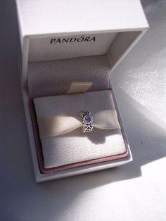 Pandora Her Majesty Purple Cz Authentic Bracelet by JEWELSELAGANT, $30.00