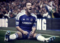 John terry Chelsea Football, Chelsea Fc, John Terry, Blue Bloods, Love Affair, Football Players, Pride, Adidas, Sports