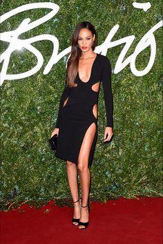 Joan Smalls British Fashion Awards