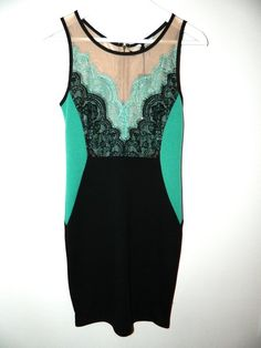 Buffalo David Bitton- Jade Combo Dress (S) | Hamptons Share and Shop