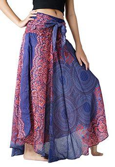 Bangkokpants Women's Long Hippie Bohemian Skirt Flowers One Size Fits US 0-12 (Emerald) at Amazon Women's Clothing store:  https://www.amazon.com/gp/product/B01N2Q59B2/ref=as_li_qf_sp_asin_il_tl?ie=UTF8&tag=rockaclothsto-20&camp=1789&creative=9325&linkCode=as2&creativeASIN=B01N2Q59B2&linkId=68db3fb0b0f492f7dee93dfde326471a