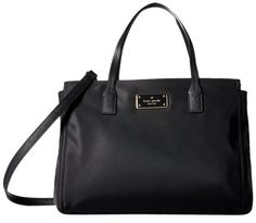 Kate Spade New York Blake Avenue Small Loden Wkru3529 Black Satchel. Save 61% on the Kate Spade New York Blake Avenue Small Loden Wkru3529 Black Satchel! This satchel is a top 10 member favorite on Tradesy. See how much you can save