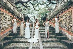 Emma and Justin - Vizcaya Museum and Gardens {Miami Wedding Photographer} - Chelsea Erwin Photography Destination Wedding Jamaica, Bridal Squad, Miami Wedding Photographer, Delray Beach, Romantic Places, Montego Bay, Dance Photos, Life Moments, Intimate Weddings