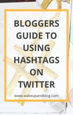 Everything you need to know about using hashtags on Twitter - Twitter Marketing - ideas of Twitter Marketing #twittermarketing #twitter #marketing -   If you want to use Twitter to promote your blog posts click to read our Bloggers guide to using hashtags on Twitter   #bloggingtips #bloggers #socialmedia Twitter Bio, About Twitter, Social Media Tips, Social Media Marketing, Marketing Ideas, Affiliate Marketing, Digital Marketing, Twitter For Business, Blog Topics