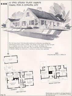 Plan No. E-622