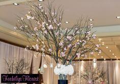 Chandelier, Trees, Ceiling Lights, Lighting, Beautiful, Home Decor, Homemade Home Decor, Candelabra, Ceiling Light Fixtures