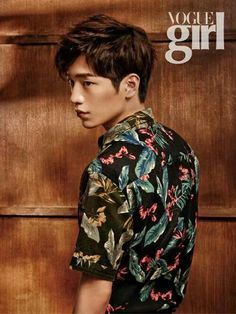 If—maybe when—Seo Kang Joon reaches the height of fame that Kim Soo Hyun has secured, then, Vogue Girl Korea, High Cut, and many more publications will have a hand in it. Gong Seung Yeon, Seung Hwan, Seo Kang Jun, Seo Joon, Asian Actors, Korean Actors, Jong Hyuk, Seo Kang Joon Wallpaper, Ao Haru