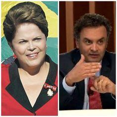 PORTAL DE ITACARAMBI: Intenção de voto em Dilma cai a 37% e Aécio sobe a...