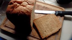 Anadama Bread (a cornmeal and molasses bread), moist and chewy. The molasses flavor is present, but not overpowering. A northern Massachusetts favorite.  #bread #homemade #oldtimerecipes #baking