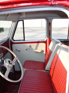 1953 Willys Deluxe Station Wagon - Cars For Sale - Antique Automobile Club of America - Discussion Forums Willys Wagon, Jeep Willys, Jeep Pickup Truck, Station Wagon Cars, Suv 4x4, Old Jeep, Truck Interior, Old Fords, Jeep Cars