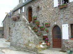 Le Conquet, ancienne maison de Capitaine