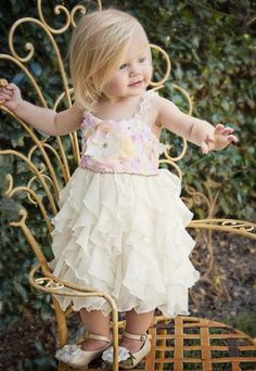 2013 Spring PreorderFancy Flower Dress12 Months to 14 YearsPerfect for Easter & Weddings!