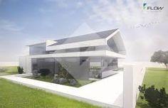 Hanghäuser Modern hanghaus satteldach moderne architektur by http flow