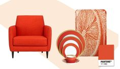 """The 2012 """"must have"""" color. Looks too much like the seventies, burnt orange."""