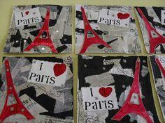 La France - lesptitsbricoleurss jimdo page! Tour Effel, France For Kids, Projects For Kids, Art Projects, France Craft, Paris Crafts, Around The World Theme, Paris Art, I Love Paris