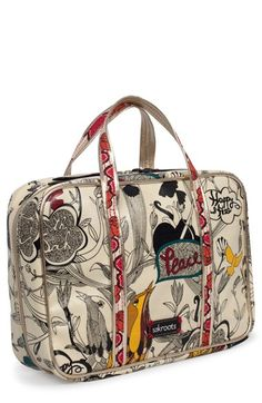 Sakroots 'Artist Circle' Hanging Travel Case | Nordstrom