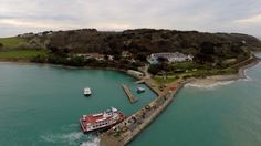 A cracking aerial shot of Herm harbour taken this morning by JR Photography @JohnRossHainey pic.twitter.com/MjIF1M9f3k