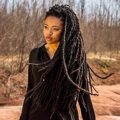 Beautiful locs #naturalhair