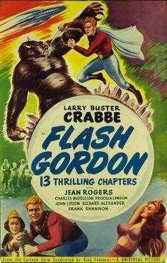 Flash Gordon Movie Serial