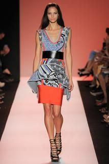 Herve Leger by Max Azria Spring 2015 Ready-to-Wear