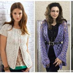 Crochet Women Summer