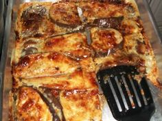 Aprenda a preparar a receita de Berinjela de forno fácil da Cris