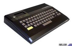 MO5.COM : Musée des Machines : Ordinateur : Le Thomson MO5 (clavier gomme)