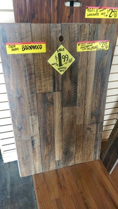 found it knox rail salvage vinyl laminate flooringrustic floorskitchen - Laminate Flooring In A Kitchen