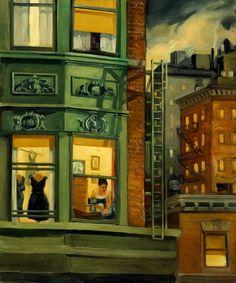 Aesthetics of Windows — Sally Storch