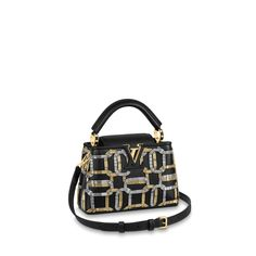 Louis Vuitton Store, Mini Handbags, Gold Pearl, Luxury Bags, Cowhide Leather, Fashion Backpack, Calves, Pattern, Perfect Match