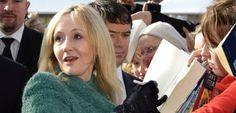 "Joanne K. Rowling (hier noch mit ""Harry Potter""-Buch): Neuer Roman am Donnerstag"