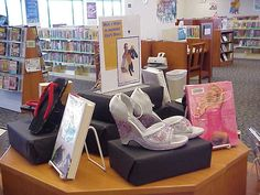 Shoes on Display by Sally Book Bunny, via Flickr