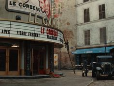 Inglourious Basterds Production Design by David Wasco Inglourious Basterds, Art Deco, Series Movies, Tv Series, Quentin Tarantino, Film Stills, Set Design, Cinematography, Art Direction