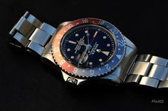 Rolex GMT-Master Reference 1675
