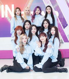 Moe Manga, Moe Anime, Extended Play, South Korean Girls, Korean Girl Groups, Olivia Hye, Stage Outfits, Sooyoung, Kpop Groups