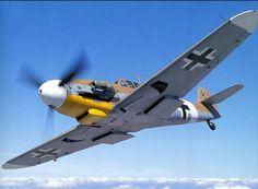 """Bf 109G-2 """"Black 6"""""""