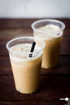 Iced Coffee + 5 Other Healthy Alternatives to Sugary Drinks