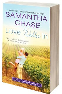 Casablanca Authors: Love Walks In - Shaughnessy Brothers Book #2